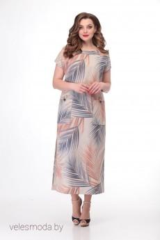 Платье 735 Кокетка и К