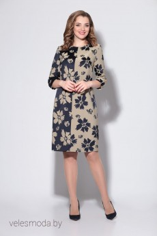 Платье 783 Кокетка и К