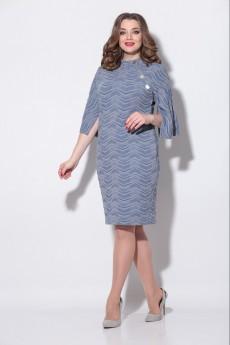 Платье 812 Кокетка и К