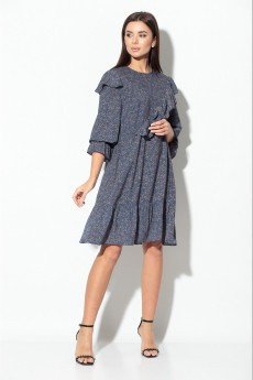 Платье 830 Кокетка и К