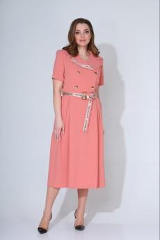 Платье 835 Кокетка и К