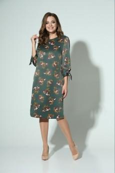 Платье 868 Кокетка и К
