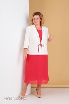 Комплект с платьем - Ксения стиль