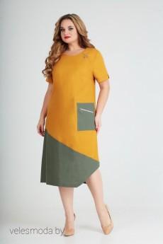 Платье 1749Л Ксения стиль