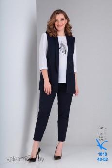 Костюм с брюками - Ксения стиль