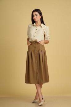 Костюм с юбкой 1907 Ксения стиль