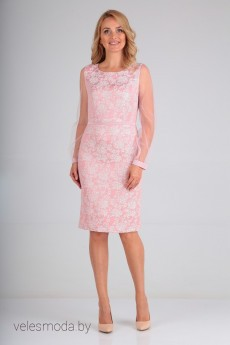 Платье 484 Lady Line