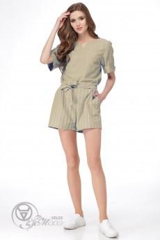 Комплект с шортами - LADIS LINE