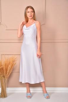 Платье 5073 светлая лаванда LM (Лаборатория моды)