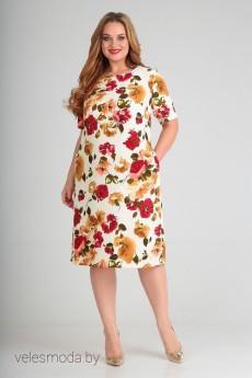 Платье 469 Lady Line
