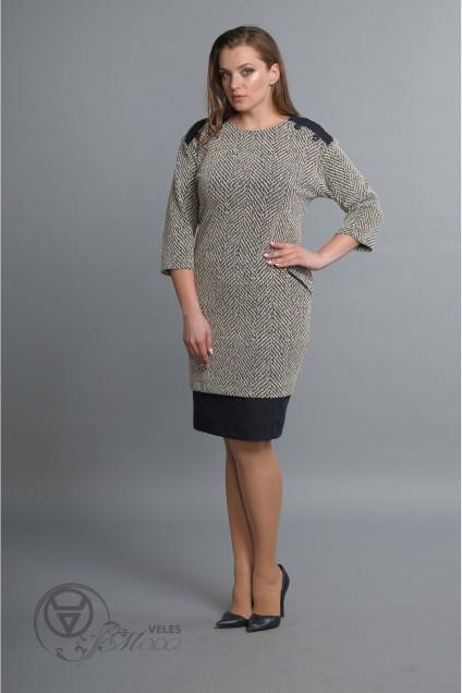 Платье 1208 Lady Style Classic