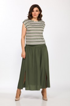 Костюм с юбкой 1582 Lady Style Classic