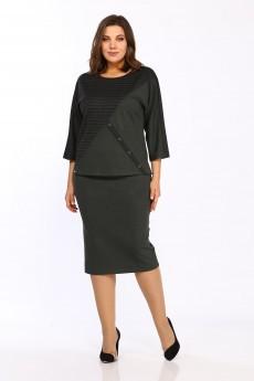 Костюм с юбкой 1636 Lady Style Classic