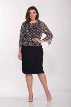 Костюм с платьем - Lady Style Classic