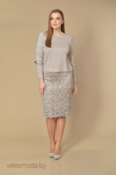 Костюм юбочный - Lady Style Classic
