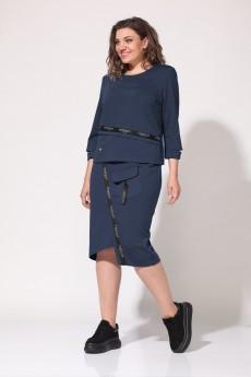 Костюм с юбкой 2105 Lady Style Classic
