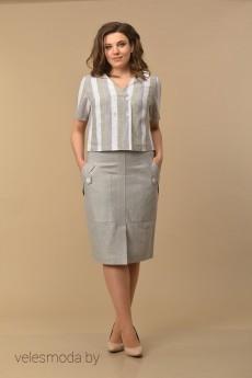 Костюм юбочный 2126 Lady Style Classic