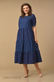 Костюм с платьем 2128 Lady Style Classic