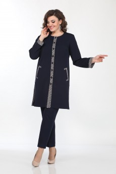 Костюм брючный 2133 Lady Style Classic