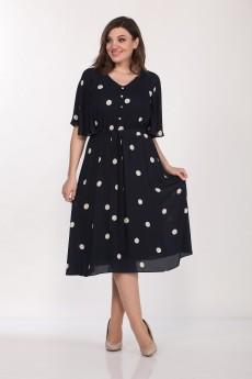 Костюм с платьем 2218-1 Lady Style Classic