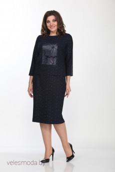 Костюм с юбкой - Lady Style Classic