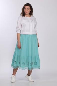 Костюм с юбкой 2288 Lady Style Classic