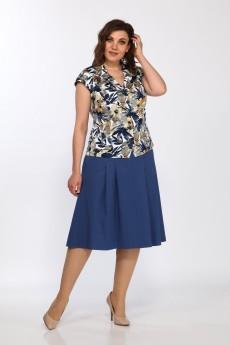 Костюм с юбкой 806 Lady Style Classic