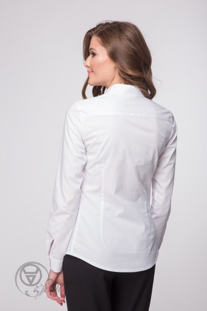 Рубашка 1755 белый LadyThreeStars