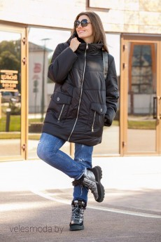 Куртка 6279 черный Ladysecret