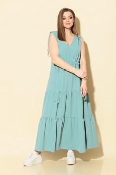 Платье 201 мята Le Collect