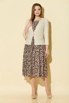 Костюм с платьем 277 Le Collect