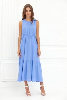 Платье 121 голубой Liberty