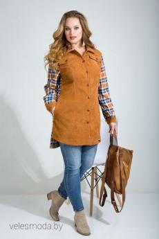 Рубашка 869 Liliana-style