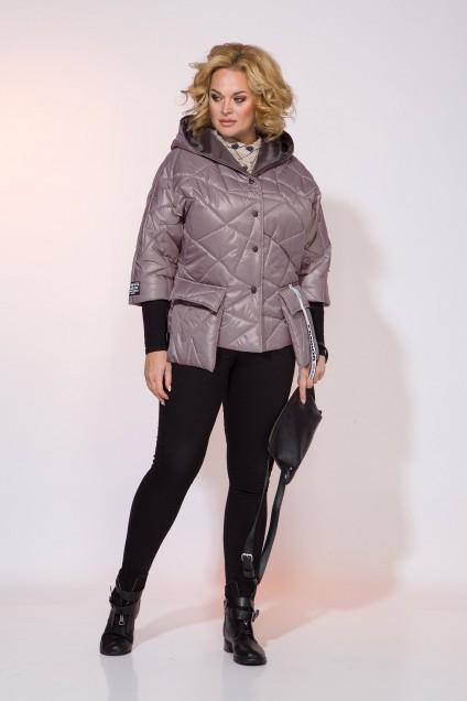 Куртка 991 лиловый Liliana-style