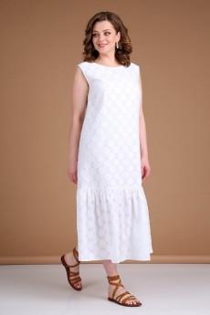 Платье 794 белый Liona