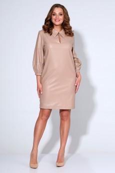 Платье 807 бежевый Liona