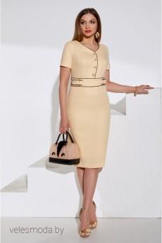 Платье 4032 желтый Lissana