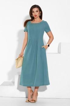 Платье 4335 морская волна Lissana