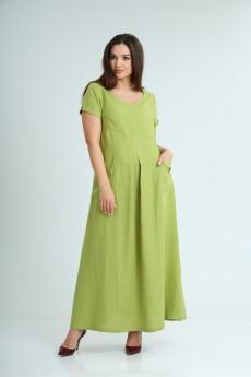 Платье 421-042 яблоко MALI