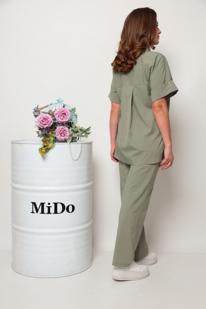 Костюм брючный 074 MiDo