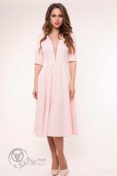Платье 1829 пудра ID fashion