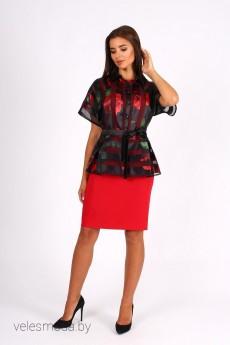 Комплект с платьем - Mia-Moda