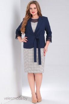 Комплект с платьем 202 Milana