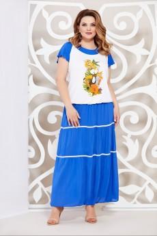 Костюм с юбкой 4775-3 Mira Fashion