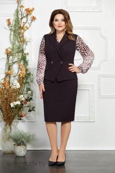 Костюм с юбкой - Mira Fashion