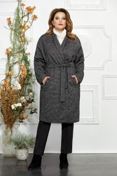 Пальто 4845 Mira Fashion