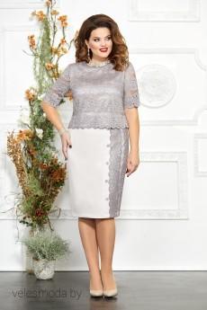 Костюм с юбкой 4853 Mira Fashion