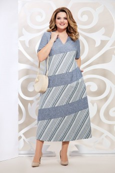 Платье 4911 Mira Fashion