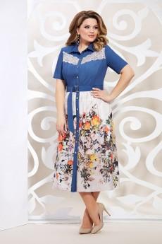 Платье 4916 Mira Fashion