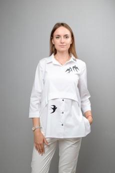 Блузка 1056 Mita Fashion